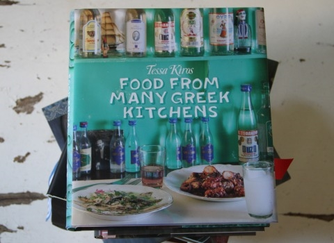 Food From Many Greek Kitchens - af Tessa Kiros
